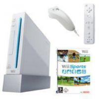 Nintendo Wii Konsole - Wii Sports Bundle white
