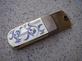 Foto 2 Nokia 8800 Sirocco Versace Gold Edition