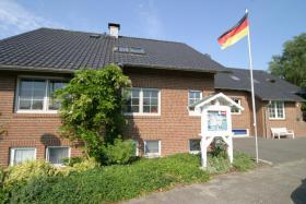 Nordsee-Ferienwohnung in Cuxhaven-Duhnen in unmittelbarer Sandstrandnähe