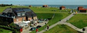 Foto 2 Nordseeurlaub in 1 A Top Lage direkt am Strand von Horumersiel !