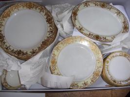 Noritake Teller-Sammlung