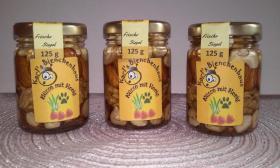 Nüsse mit Akazienhonog 125g