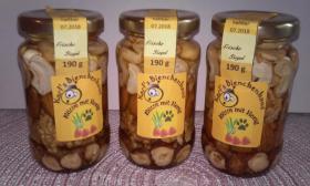 Nüsse mit Akazienhonog 190g