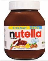 Nutella 840g Glas ab 4,19 EUR - 4,98EUR/kg