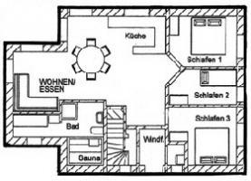 Foto 5 OSTSEE-Ferienhaus für 10 Pers. mit SAUNA, 300m zum Strand, frei 01.02.-05.03.11
