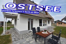 OSTSEE Rerik luxuriöses Ferienhaus am Meer bis 6 Pers