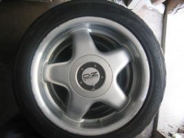 Foto 2 O.Z.-Felgen 15'' - 195/50 R15 VW/Seat