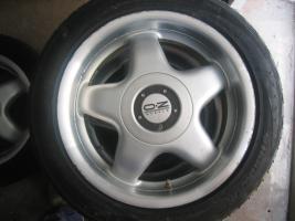 Foto 3 O.Z.-Felgen 15'' - 195/50 R15 VW/Seat