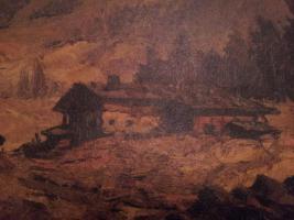 Foto 3 Öl Gemälde von AD. Wegener