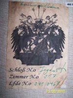 Foto 2 Öl Gemälde von HOK- Düsseldorfer-Schule 1956