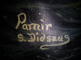 Foto 3 Ölgemälde , Maler S.Didszus , Pamir