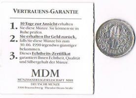 Foto 2 Österreich 1 Krone Silber ! ! !