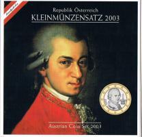 Österreich Amtlicher Euro Original Kursmünzensatz '' 2003 '' ! !