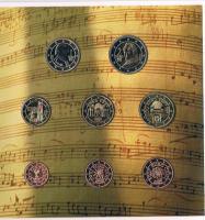 Foto 2 Österreich Amtlicher Euro Original Kursmünzensatz '' 2003 '' ! !