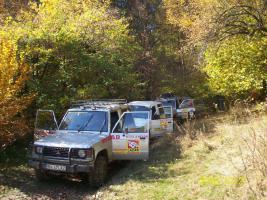 Foto 2 Off-Road in den Karpaten Rumäniens