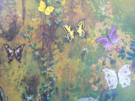 Foto 4 Oilgemalde auf holzplatte-Ungarisches Kunst