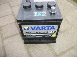 Oldtimer Autobatterie 6 Volt 66 AH