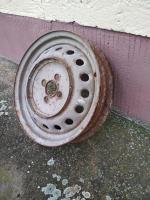 Foto 2 Oldtimer Felge DKW