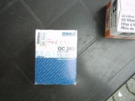 Olfilter Mahle OC 203 Ford /Mazda
