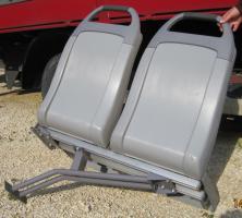Omnibus-Sitze von Mercedes -neuwertig-