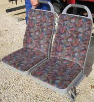 Foto 2 Omnibus-Sitze von Mercedes -neuwertig-