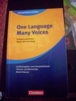 One Language Many Voices