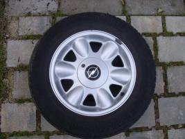 Opel Omega Mv6 Alufelgen 205/65/15