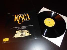 Opern – Querschnitte / 7 Vinyl-LP's