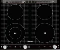Oranier® Gas-unter-Glas Einbau-Kochfeld für Erdgas
