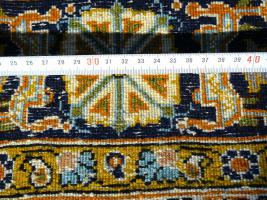 Foto 5 Orientteppich Ghom mit Seide 155x110 (T036)