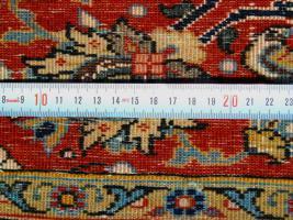 Foto 7 Orientteppich Teheran um 1900, 205x132 TOP (T085)