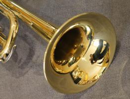 Foto 4 Orig. Yamaha B - Trompete, Mod. YTR 2320 E Made in Japan inkl. Koffer