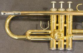 Foto 5 Orig. Yamaha B - Trompete, Mod. YTR 2320 E Made in Japan inkl. Koffer
