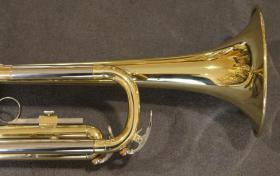 Foto 6 Orig. Yamaha B - Trompete, Mod. YTR 2320 E Made in Japan inkl. Koffer