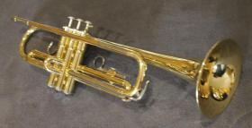 Foto 9 Orig. Yamaha B - Trompete, Mod. YTR 2320 E Made in Japan inkl. Koffer