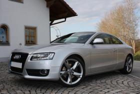 Foto 3 Original Audi A5 Komplettradsatz in 19 Zoll Y-Speiche Speedline