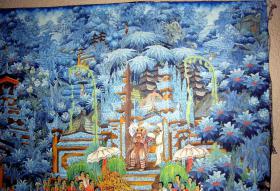 Foto 5 Original Balibild - Königliche Totenzeremonie auf Bali