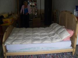 Original Bett von UFA-Star Lilian Harvey