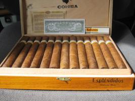 Original COHIBA EspLendidos Zigarren