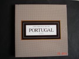 Original-Euro Kursmünzensatz Portugal 2008