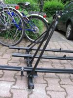 Foto 2 Original Fahrradträger/Skiträger für Audi 80 Combi