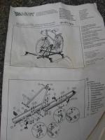 Foto 5 Original Fahrradträger/Skiträger für Audi 80 Combi