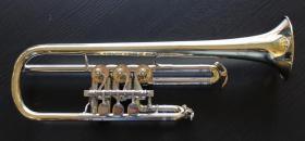 Original Herbert Lätzsch D - Konzert - Trompete - neuwertig