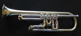 Foto 3 Original Herbert Lätzsch D - Konzert - Trompete - neuwertig