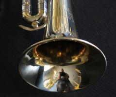 Foto 4 Original Herbert Lätzsch D - Konzert - Trompete - neuwertig