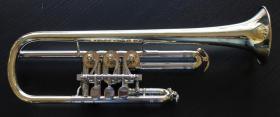 Foto 6 Original Herbert Lätzsch D - Konzert - Trompete - neuwertig