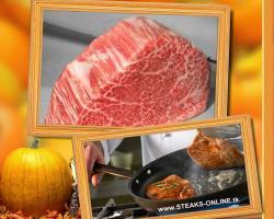 Original KOBE WAGYU Filet-Medaillons aus Japan