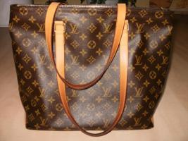 Foto 2 Original Louis Vuitton Cabas Mezzo mit Org.Rechnung