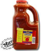 Original Louisiana Hot Sauce Chicken Wings Scharfe Pfeffersauce Barbecue BBQ 3.75L
