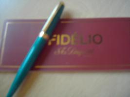 Foto 2 Original ST Dupont Fidelio Lacquer Kugelschreiber